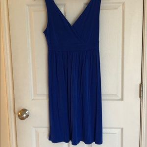 Old Navy small blue dress
